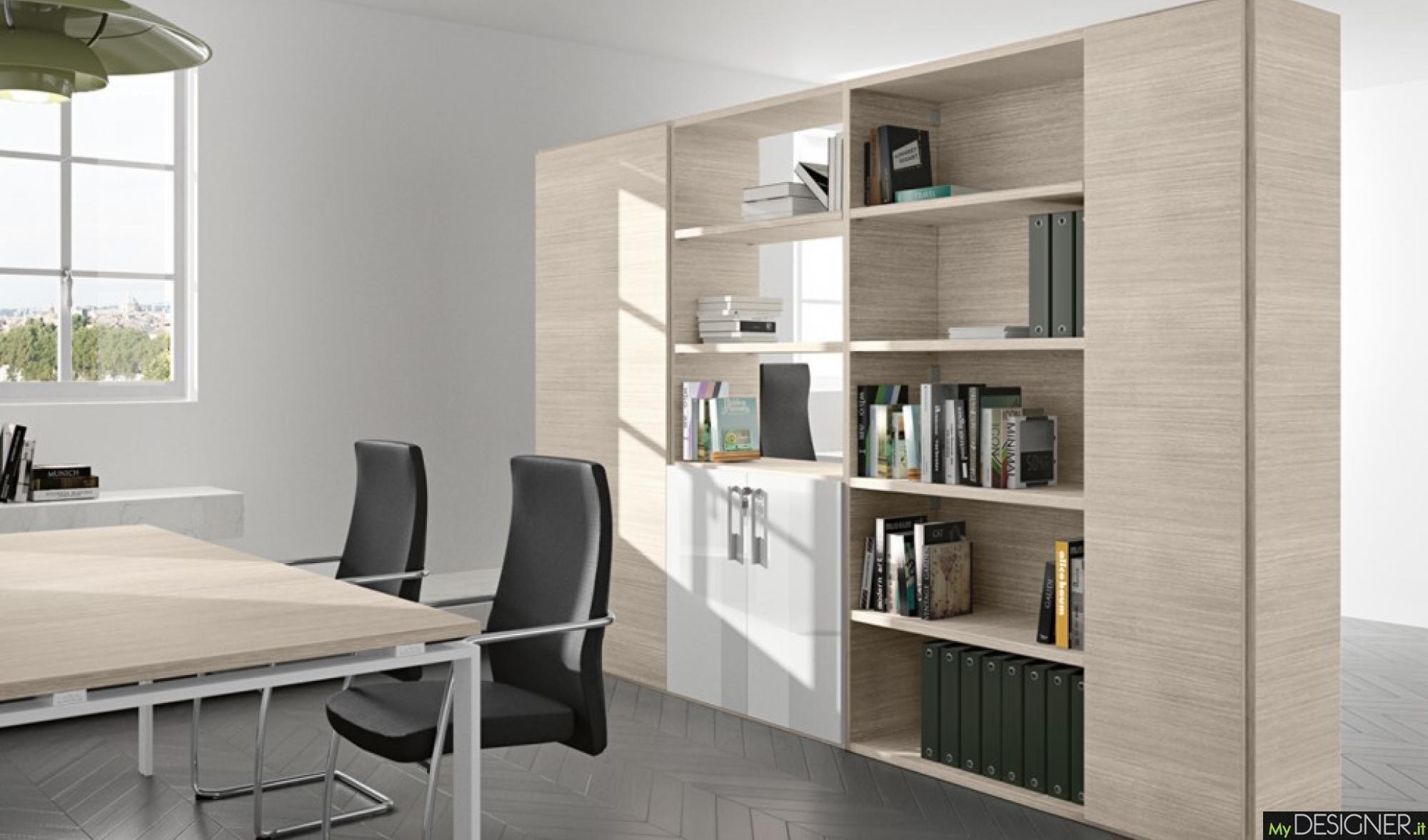 Armadi e librerie per ufficio mydesigner